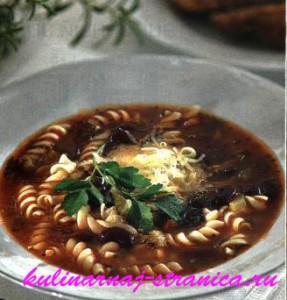 фасоль в томатном соусе суп