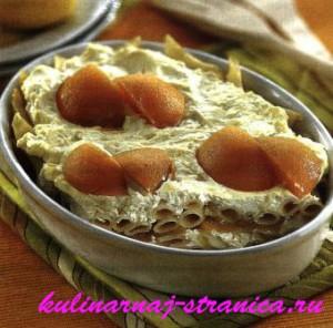 рецепт запеканки из макарон