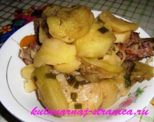 рецепты блюд из баклажанов фото