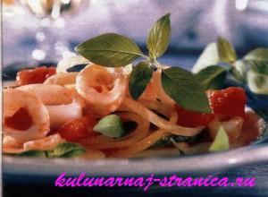 кальмары по сицилийски