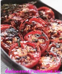 помидоры жаренные