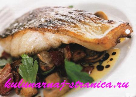 жареная рыба при высоком холестерине