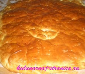 пирог с капустой с фото