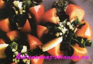 рецепты закусок из помидор