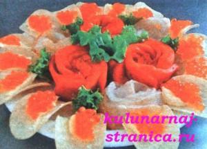 холодные закуски из рыбы