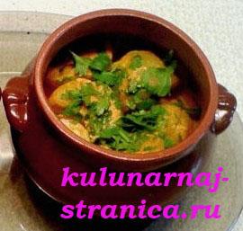 блюда из баклажанов с фот