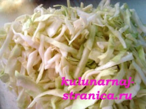 салаты из капусты с фото