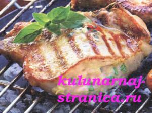 запеченное мясо